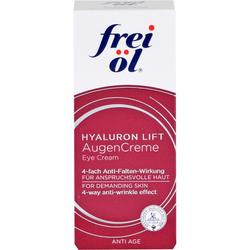 FREI ÖL Anti-Age Hyaluron Lift AugenCreme 15 ml