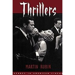 Thrillers. Martin Rubin  Rubin Martin  - Buch