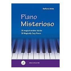 Piano Misterioso. Barbara Arens  - Buch