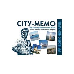 City-Memo, Friedrichshafen (Spiel)