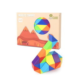 digitCUBE 3D-Puzzle, 48 Puzzleteile