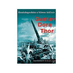 Eisenbahngeschütze & Schwere Artillerie DVD