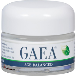 GAEA Age Balanced Gesichtscreme 50 ml