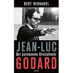 Jean-Luc Godard. Bert Rebhandl  - Buch