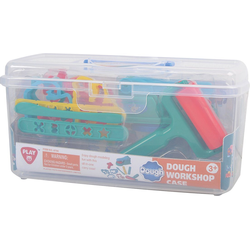Playgo Knete Dough Workshop Case