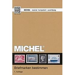 MICHEL Briefmarken bestimmen - Buch
