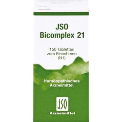 JSO-Bicomplex Heilmittel Nr.21 150 St.