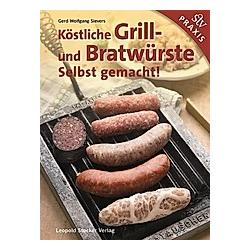Köstliche Grill- Und Bratwürste
