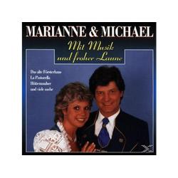 Marianne - Mit Musik Und Froher Laune (CD)