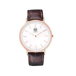 AIBI Armbanduhr in eleganter Optik goldfarben