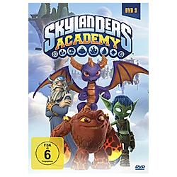 Skylanders Academy - DVD 3 - DVD  Filme