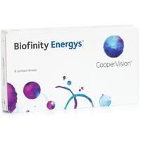 CooperVision Biofinity Energys 6 St. / 8.60 BC / 14.00 DIA / -12.00 DPT