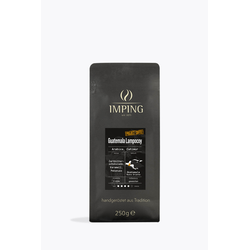 Imping Kaffee Guatemala Lampocoy 250g