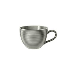 Seltmann Weiden Kaffeeobertasse Beat in perlgrau, 0,26 l