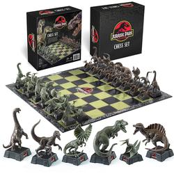 Jurassic World Spiel, Jurassic Park - Schachspiel