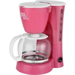 TKG Team Kalorik TKG KM 53 P Kaffeemaschine Pink Fassungsvermögen Tassen=10 Glaskanne