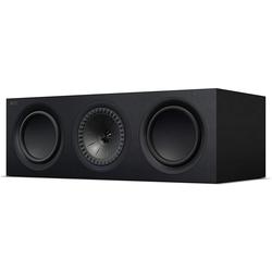 KEF Q250c Center-Lautsprecher (Center Lautsprecher, Heimkino, Uni-Q) schwarz