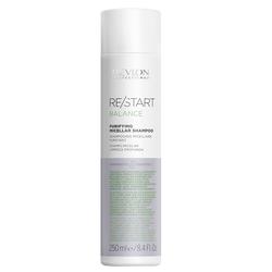 Revlon Re/Start Purifying Micellar Shampoo 250 ml