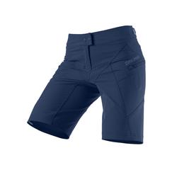 Zimtstern Girls MTB-Shorts Startrackz Evo SL French Navy/Pirate Black