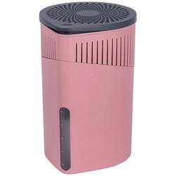 WENKO Luftentfeuchter Drop, für 80 m³ Räume rosa