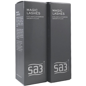 SA3 Magic Lashes Wimpernserum, 2er Pack (2x4ml)