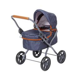 knorr® toys Puppenwagen Mini Lili - dark blue
