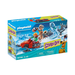 Playmobil® Spielfigur PLAYMOBIL® 70706 PLAYMOBIL SCOOBY-DOO! Abenteuer