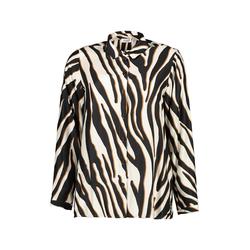 Lavard Damenhemd mit einem Zebramuster 85417
