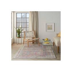 Teppich Passion 37, Nourison, rechteckig, Höhe 9 mm, Wohnzimmer 160 cm x 221 cm x 9 mm