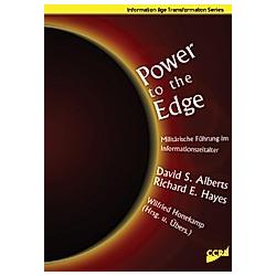 Power to the Edge. Wilfried Honekamp  - Buch