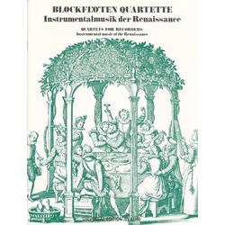 Instrumentalmusik der Renaissance als Buch von