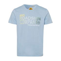 ROADSIGN australia T-Shirt Roadsign Company blau L (52)