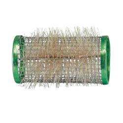 Mex pro Hair Borstenwickler Ø 32 mm Draht Grün (12 Stück)