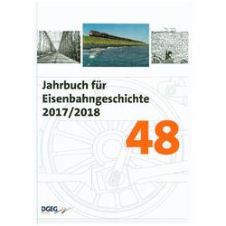 Jahrbuch für Eisenbahngeschichte 2016/2017. Bd.48: Buch von