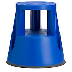 Twin Lift Rollhocker 6000-5 Blau