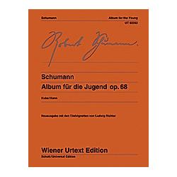 Album für die Jugend op.68  Klavier. Robert Schumann  - Buch