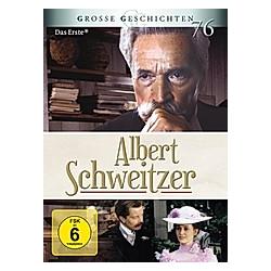 Albert Schweitzer - DVD  Filme