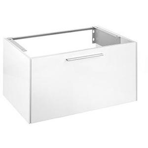 Keuco Royal 60 Waschtischunterschrank für Einbauwaschtisch B: 70 H: 40 T: 53,5 cm, 1 Auszug Front weiß matt / Korpus weiß matt 32141430000