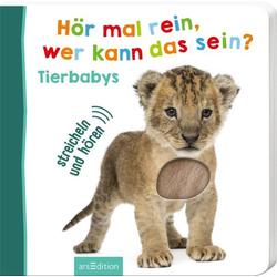 Hör mal rein - Tierbabys