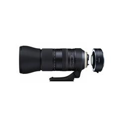 Tamron SP 150-600mm f5-6,3 Di VC USD G2 +TC-X14 Konverter Objektiv