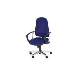 home worx Bürodrehstuhl  Home Worx Office 200 ¦ blau