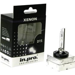 In.Pro Xenon Leuchtmittel White Xenon D1S 35W 12V
