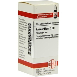 ANACARDIUM C 30 Globuli 10 g