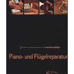 Piano- und Flügelreparatur als Buch von Carl-Johan Forss