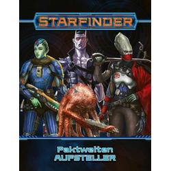 Starfinder Aufsteller - Paktwelten