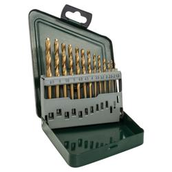Metallbohrer-Set Titanium. 13-teilig