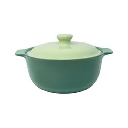 WALD Kochtopf Keramik-Kochtopf groß, grün