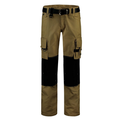 TRICORP Workwear Arbeitshose Arbeitshose Canvas Cordura Besatz -502009- in 3 Längen 62