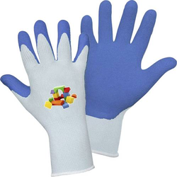 Griffy L+D Picco 14911 Nylon Gartenhandschuh Größe (Handschuhe): Kindergröße 1 Paar