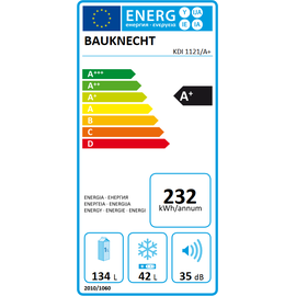 Bauknecht KDI 1121/A+